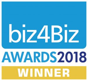 Biz awards 2018 logo  winner
